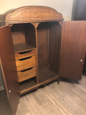 Antique cabinet armoire for Sale in Germantown, MD