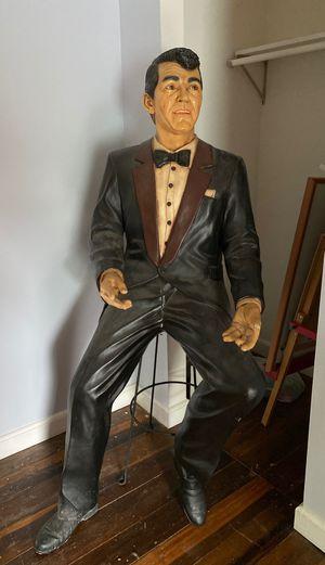 Life-size Dean Martin Statue for Sale in Charlottesville, VA