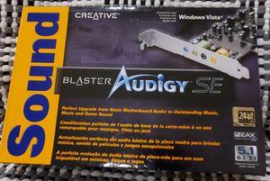 PCI Sound Blaster Card.. for Sale in Santa Clarita, CA