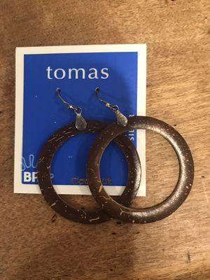 Enamel earrings for Sale in Gaithersburg, MD