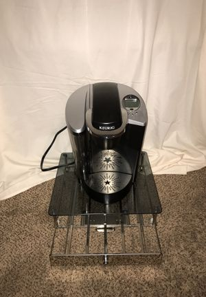 Keurig Coffee Maker/cup holder included for Sale in Dundalk, MD