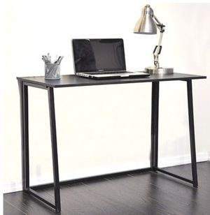 Folding tables set of 4 + 1 folding tv/computer table for Sale in Sandy, UT