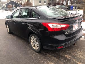 2012 Ford Focus 135k auto 4 cylinder for Sale in Springfield, MA
