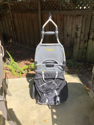 Burley Travoy Bike Trailer for Sale in Mountain View, CA