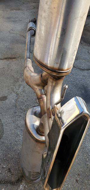 Honda civic si 2018 exhaust system for Sale in Los Angeles, CA
