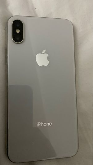 iphone x 64 factory unlocked ready to GO for Sale in Newport Beach, CA