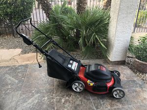 Yard Machines Electric Mower for Sale in Chandler, AZ