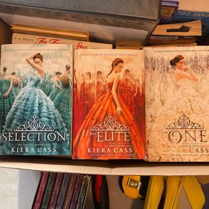 The Selection Trilogy for Sale in Selma, CA