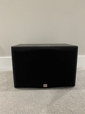 E50 surround speakers (Pair) - JBL Northridge for Sale in Issaquah, WA