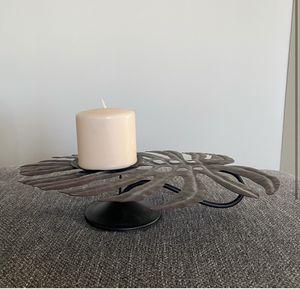 Monstera Leaf Candle Holder for Sale in Torrance, CA