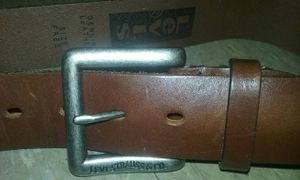Leather Levi belt for Sale in Columbus, OH