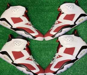 Jordan 6 Carmine for Sale in Port Orchard,  WA