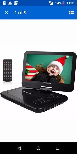 Portable DVD player for Sale in Victorville, CA