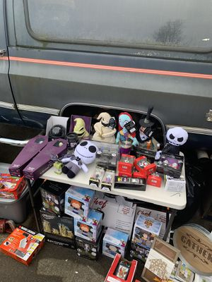 Various nightmare Before Christmas items for Sale in Olympia, WA