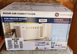 BRAND NEW unopened Air Conditioner - GE AC 8,000 BTU Window for Sale in Olympia, WA