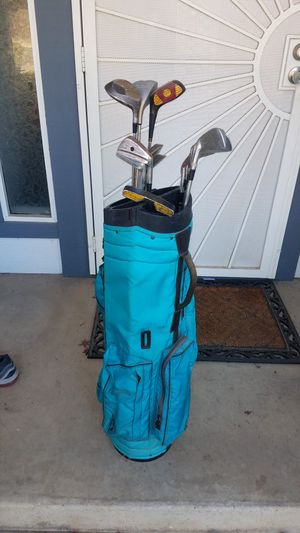 Starter set with bag! for Sale in Fresno, CA