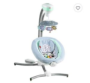 Fisher price baby swing for Sale in Weymouth, MA