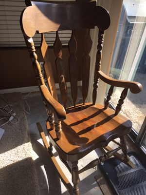 Rocking Chair for Sale in Payson, AZ