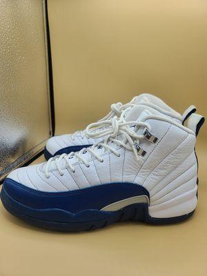 JORDAN 12 FRENCH BLUE SIZE 7Y for Sale in Douglasville, GA