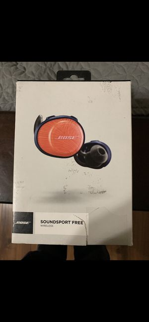 Bose wireless headphones for Sale in Moreno Valley, CA