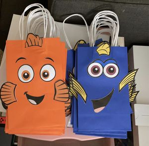 Finding Nemo Candy Bags for Sale in La Habra, CA
