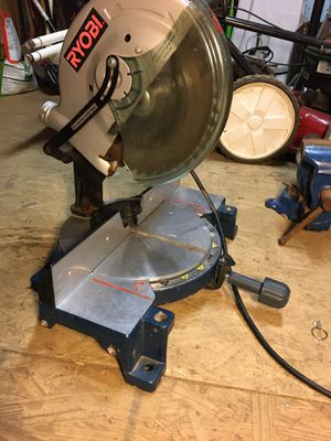 "Miter saw 10"" for Sale in Moreno Valley, CA"