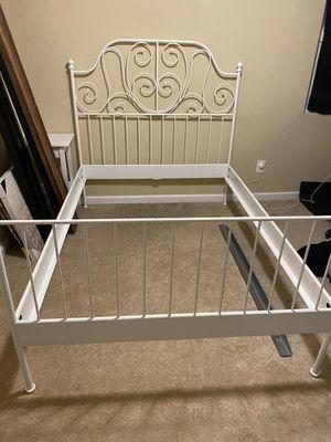 Metal Frame Bed for Full Matress for Sale in Norfolk, VA