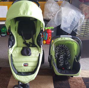 britax B-agile car seat and stroller for Sale in Renton, WA