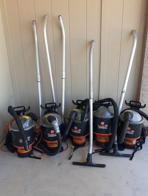 Janitorial Supply: Hoover Vacuum Cleaners for Sale in Tempe, AZ