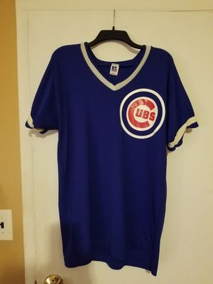 Chicago Cubs Men's Large Jersey for Sale in Bardonia, NY