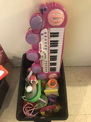 Girls toys assorted for ages 4 and up for Sale in Brockton, MA