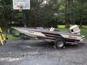 SKEETER STARFIRE - 17' with 150 HP JOHNSON OUTBOARD for Sale in Chagrin Falls, OH