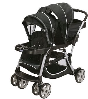 GRACO Ready2Grow Click Connect LX Double Stroller for Sale in The Bronx, NY