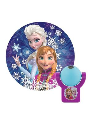 Frozen LED Nightlight With Elsa & Anna for Sale in Lewisville, TX