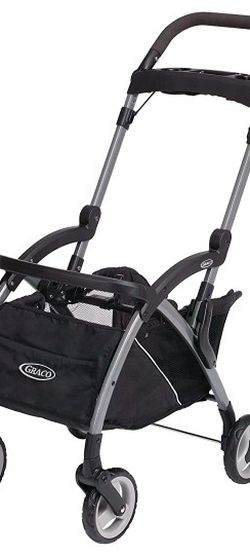 Lightly Used Graco Car Seat Stroller Base. for Sale in The Bronx,  NY