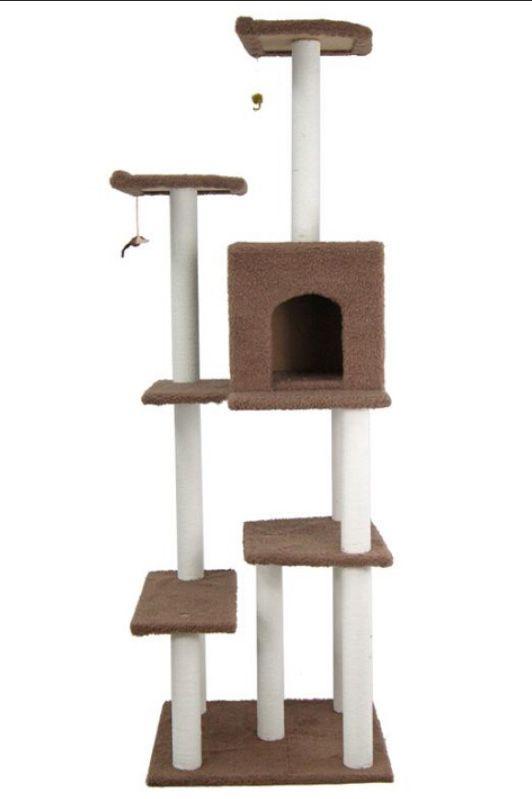 Cat tree tower condo furniture