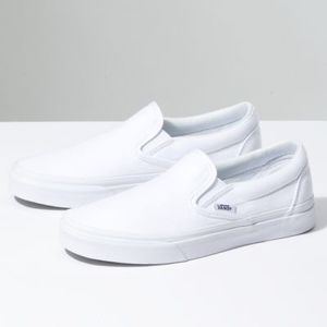 white vans slip on for Sale in San Diego, CA