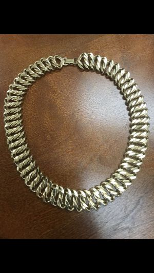 *GREAT CONDITION* Vintage Napier Gold-Plated Necklace for Sale in Springfield, VA