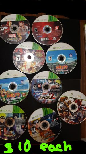 XBOX 360 VIDEO GAMES for Sale in Frostproof, FL