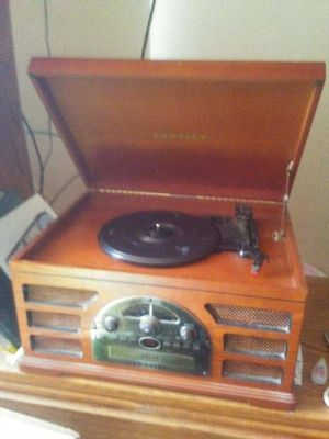 Cd/record/ mp3 player for Sale in Rogers, AR
