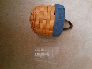 Longaberger basket $20 for Sale in Fontana, CA