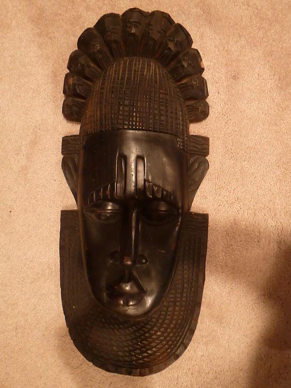 Bakota Mask