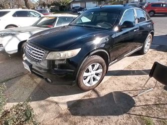 2005 Infiniti FX35 Runs and Drives Great for Sale in Stockton,  CA