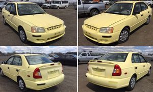 2000 Hyundai Accent GL for Sale in MONTGOMRY VLG, MD