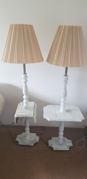 Vintage/farmhouse lamps for Sale in Monticello, IN