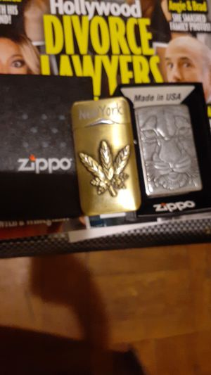 Zippo lighters for Sale in Brooklyn, NY