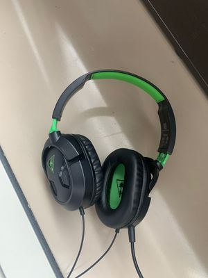 Turtle beach headset for Sale in Baldwin Park, CA