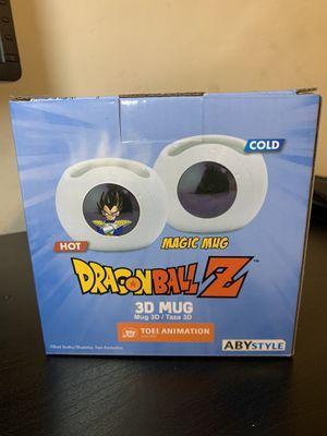 Dragonball Z Sayian Pod Mug -New for Sale in Chandler, AZ