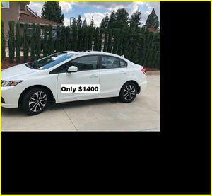 Price$1400 Honda Civic for Sale in Nashville, TN