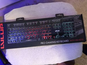 Lvl up keyboard for Sale in Fresno, CA